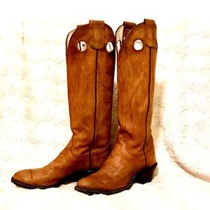 Olathe vintage cowgirl boots